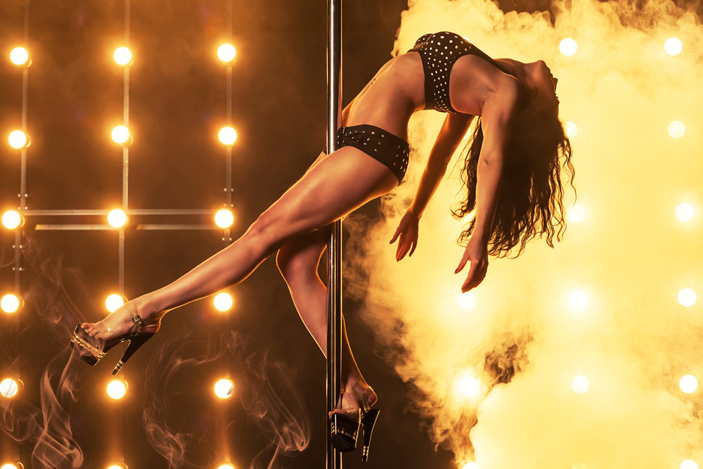 Pole Dance Show - Poledance 4 You - Berlin