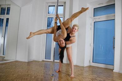Pole Dance Personaltraining - Poledance 4 You - Berlin