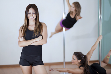 Workshop - Poledance 4 You - Berlin